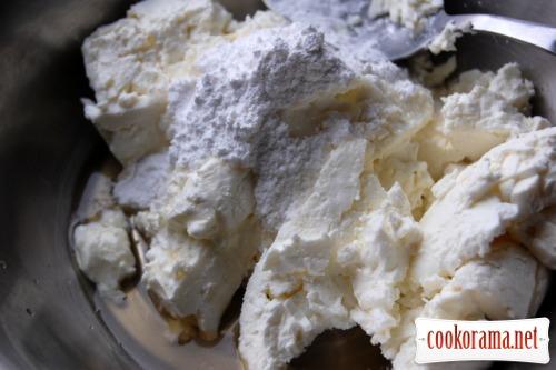 Оригинальный пасхальный десерт
