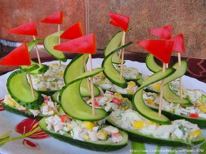 ТОП30 / Рецепты LediLana: Праздничные салаты. Рецепты и фото