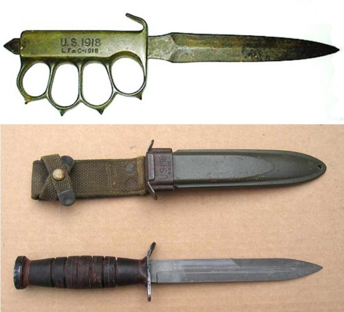 Боевой армейский амереканский нож купить где можно купить нож cold steel в казахстане