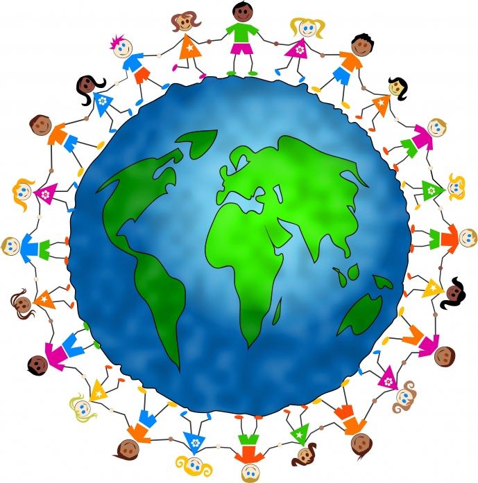 Мир на планете в картинках