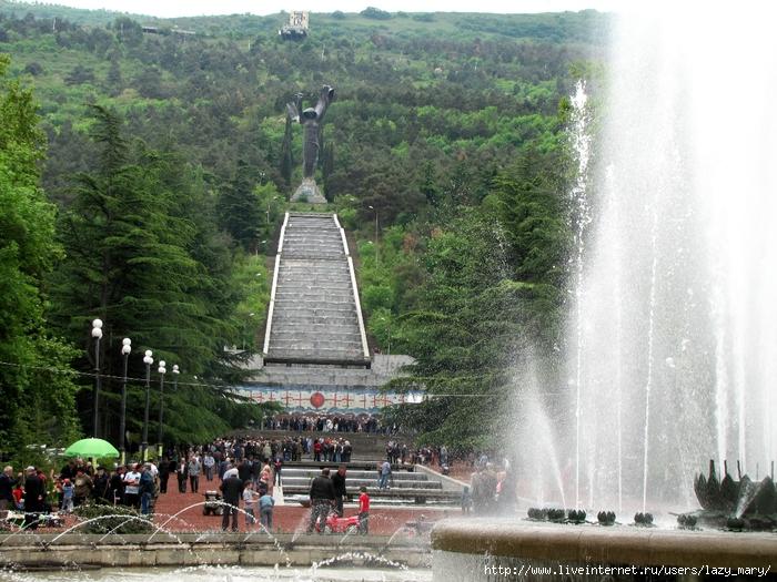 как парк победы тбилиси фото придерживаются мнения