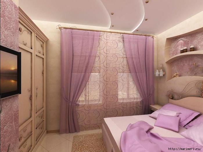 Дизайн Спальни - фотографии дизайна