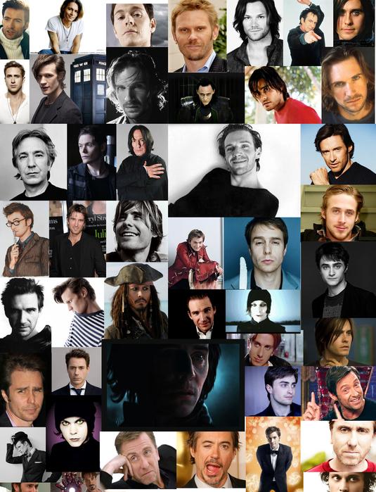 Все знаменитости америки на одной картинке