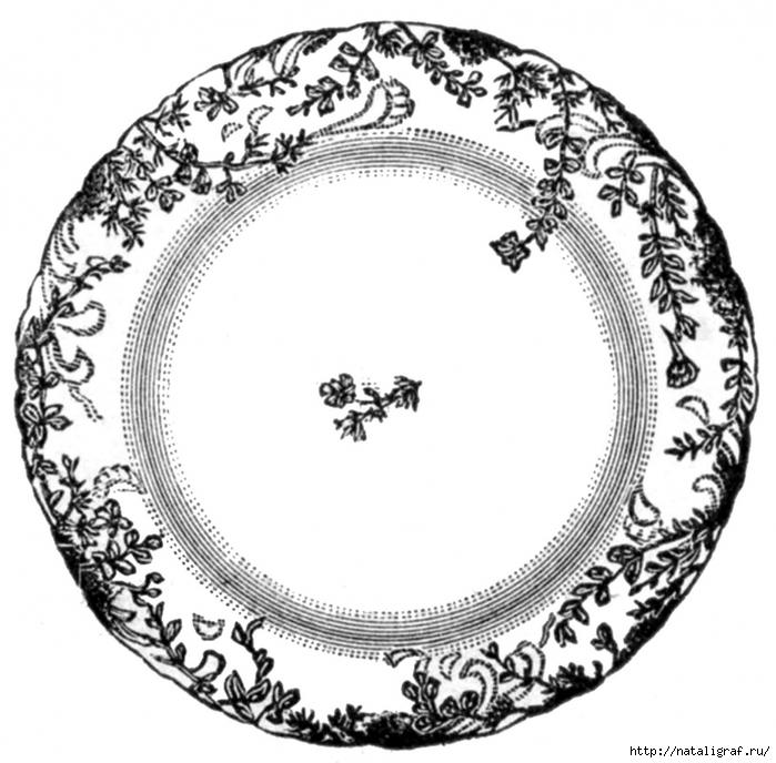 средневековье рисунки и картинки тарелок данные опции небольшой