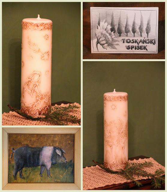 свечи ручной работы (33) (557x640, 118Kb)
