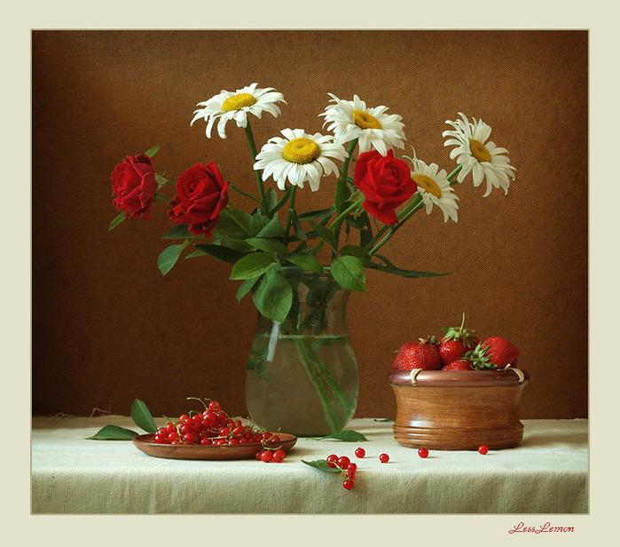 Натюрморты цветочно - фруктовые 74879456_large_2174304 (700x616, 144Kb)