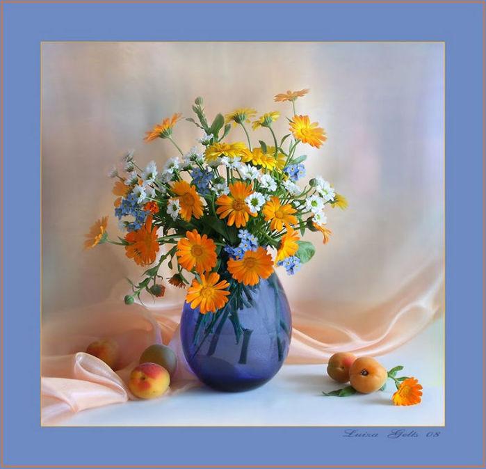 Натюрморты цветочно - фруктовые 21124a0359f1 (700x674, 73Kb)
