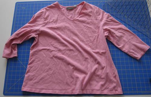 Коврик для ванной из старых футболок своими руками. МК