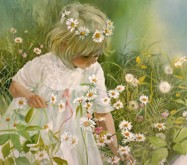 Carolyn Blish. (Watercolor). 3 (600x530, 153Kb)