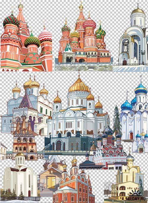 Картинки - Праввные церкви, монастыри на рабочий стол