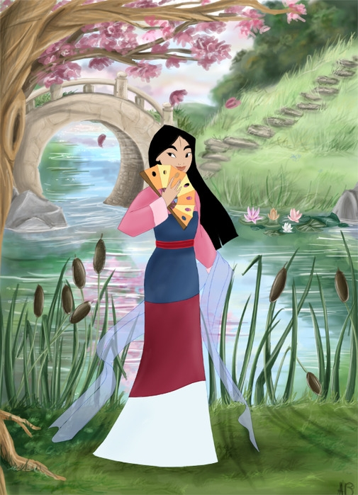 45028708_Mulan_by_Darklili7 (505x699, 254Kb)
