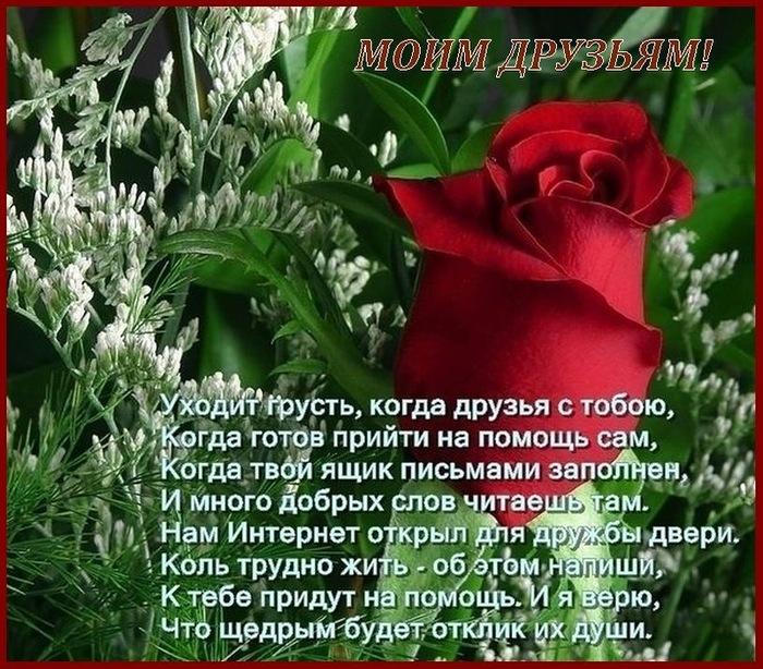 Тему знакомство на стихи