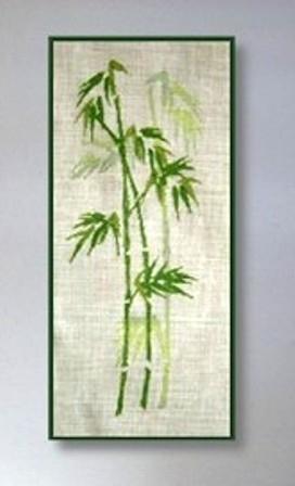 Схемы вышивки «бамбук» - Вышивка крестом 100