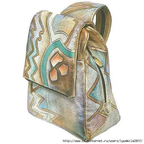 dc45e8665085 Сумка-рюкзак - Самое интересное в блогах ...