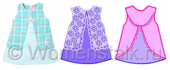"""как украсить новогоднее платье для девочки """" Каталог платьев"""