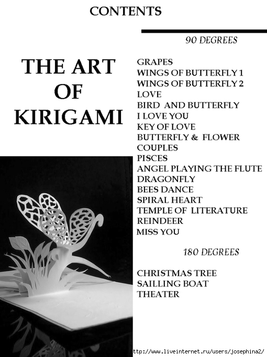 The Art of Kirigami 3 (525x700, 165Kb)