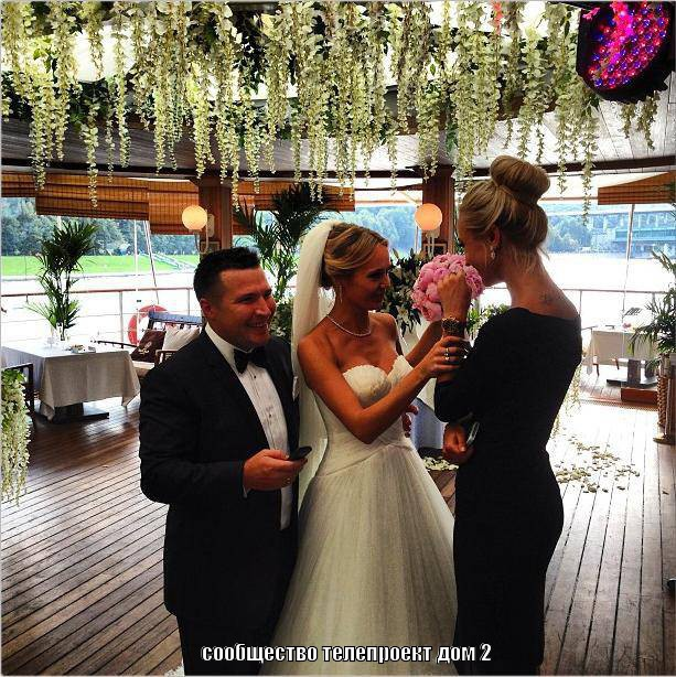 Чпокнул на свадьбе