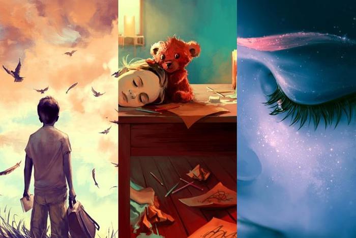 20 сюрреалистических картин, на которые придется взглянуть дважды
