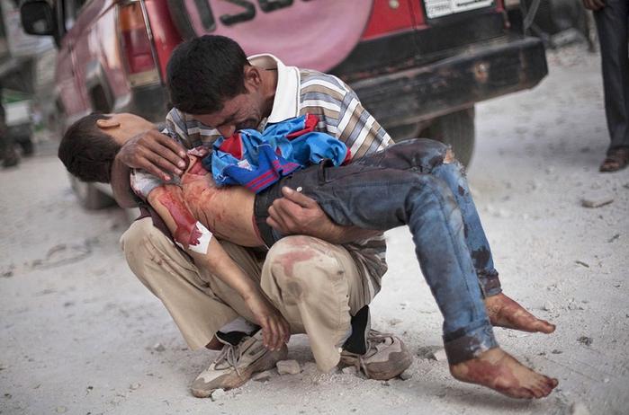 Его убили в Сирии...