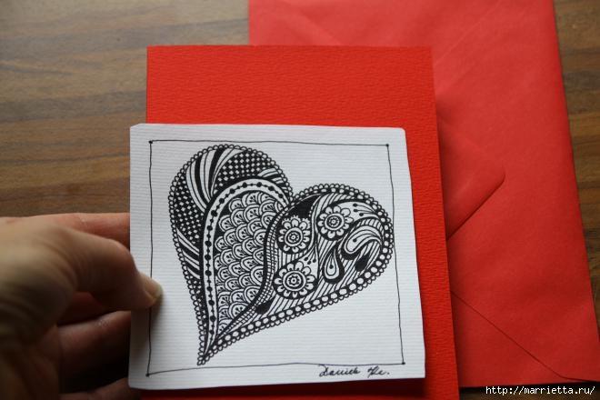 Зентагл - создаем панно и открытки ручной работы (14) (660x440, 131Kb)