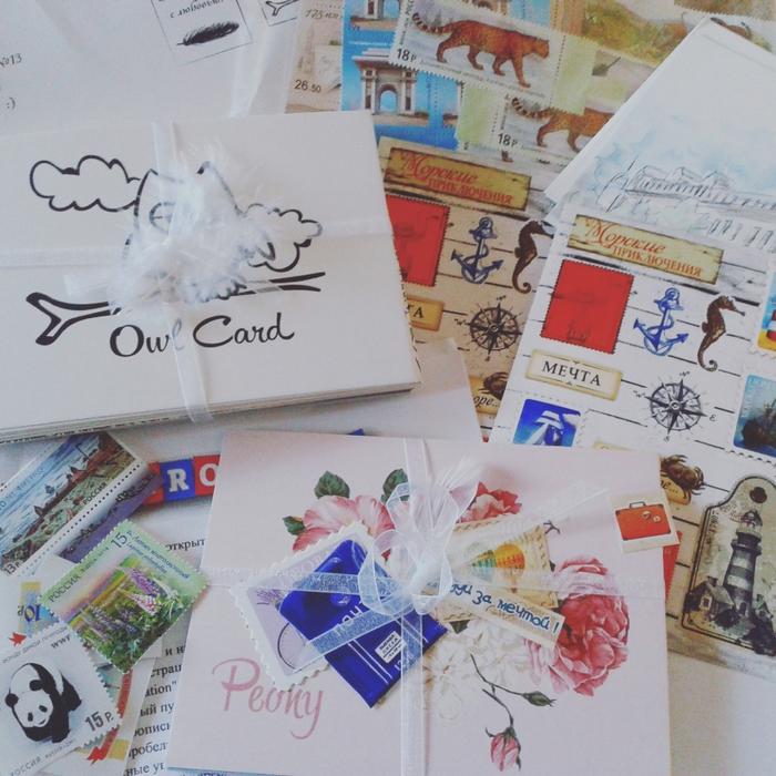 Посткроссинг почему мне не приходят открытки