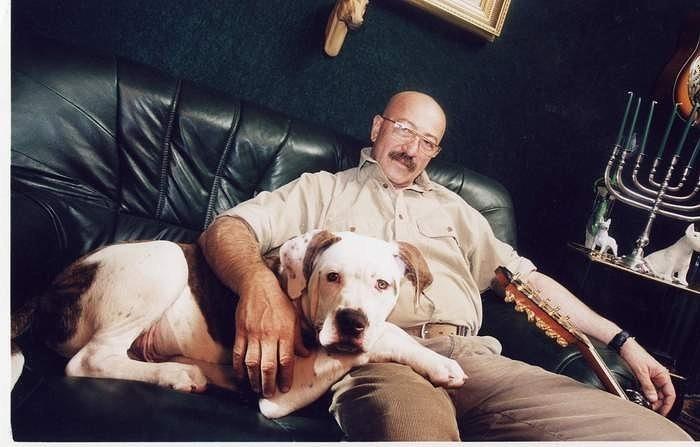 Стих а розенбаума о собаке