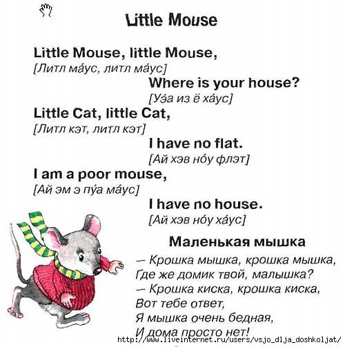 как знакомить на английском