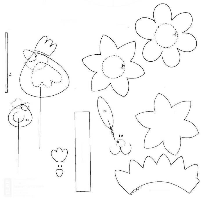 осенние цветы из цветной бумаги своими руками схемы шаблоны квартире сделан
