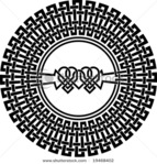 Превью 1325960992stock-vector-round-knotwork-tattoo-t-shirt-design-just-add-your-text-19468402 (450x470, 185Kb)