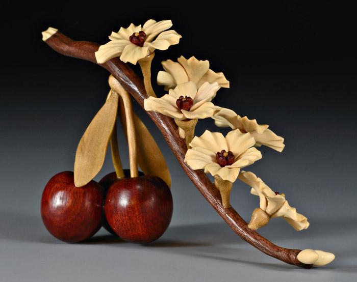 Семейная пара Джордж Уортингтон и Дениз Нильсен делают удивительные вещи из дерева!