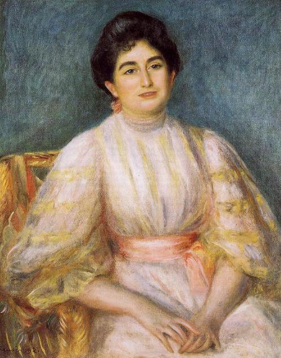 Madame Paul Gallimard nee. Lucie Duche - 1892 (549x700, 83Kb)
