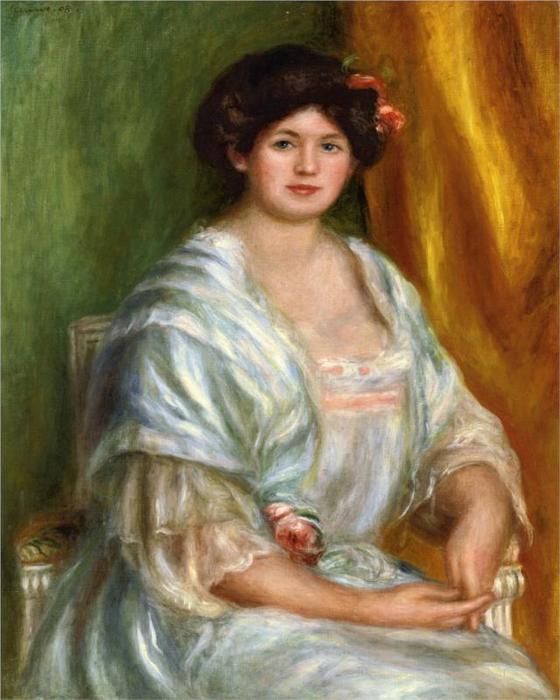 Мадам Thurneyssen, 1908 (560x700, 53Kb)