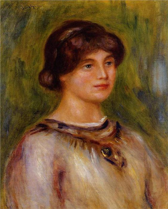 Портрет Марии Lestringuez, 1912 (563x700, 64Kb)
