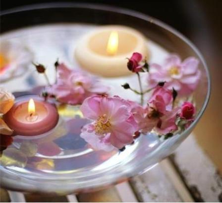 Как создать настроение с помощью свечей. Обсуждение на LiveInternet - Российский Сервис Онлайн-Дневников