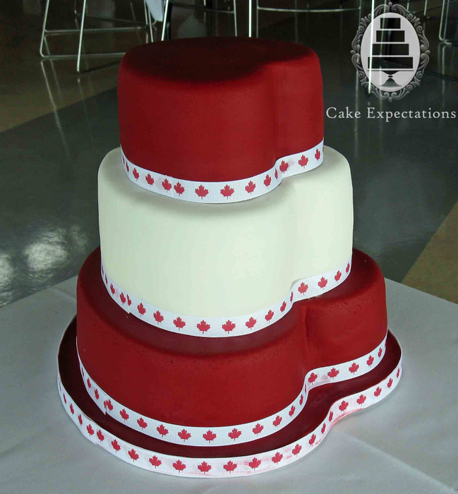 canada-love-wedding-cake (649x700, 338Kb)