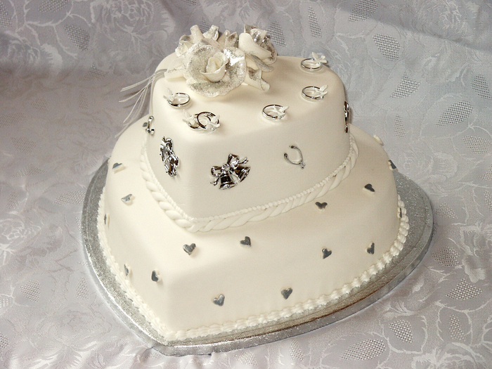 silver-wedding-cake1 (700x525, 470Kb)