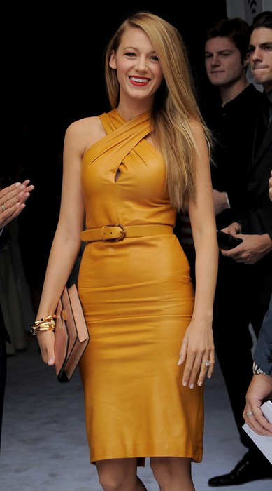 Blake Lively Gucci Spring 2014 fashion show in Milan_091813_5 (389x700, 51Kb)