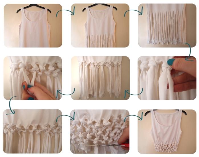 одежда своими руками - Самое интересное в блогах a26273c34a27a