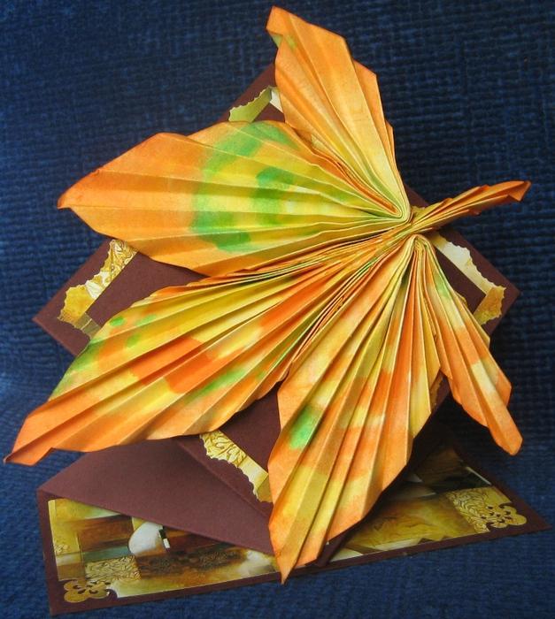 Про, открытка к дню учителя своими руками оригами