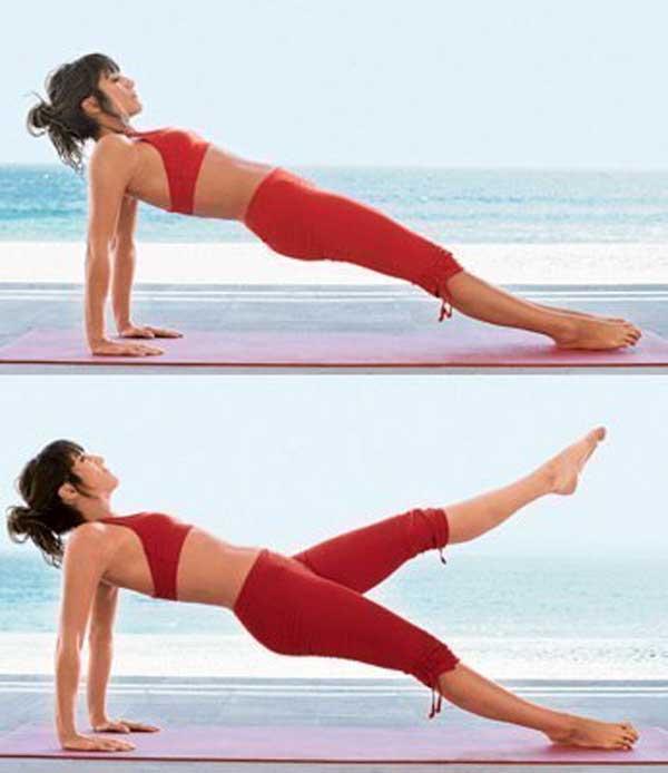 Жиросжигающая тренировка для быстрого похудения
