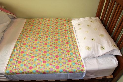 Шить постельное белье мастер класс поделка #5