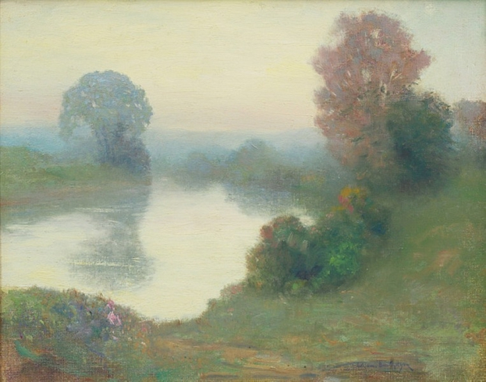 The Morning Mist, 1910 (700x550, 240Kb)