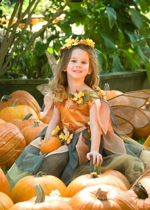 костюм Осени для девочки (500x700, 284Kb)