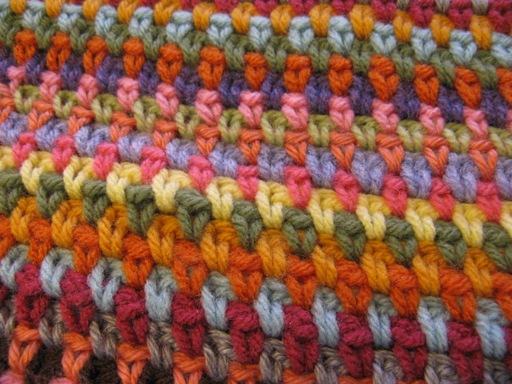 start of moss stitch crocheted afghan 005 (512x384, 87Kb)
