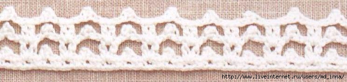 Lace Crochet Best Pattern 118 (23) (700x165, 107Kb)