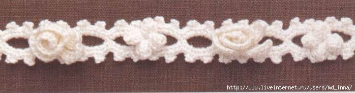 Lace Crochet Best Pattern 118 (7) (700x183, 105Kb)