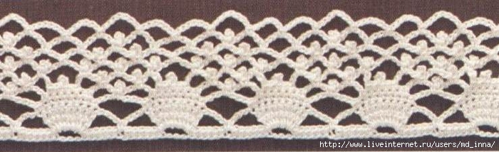 Lace Crochet Best Pattern 118 (12) (700x214, 144Kb)