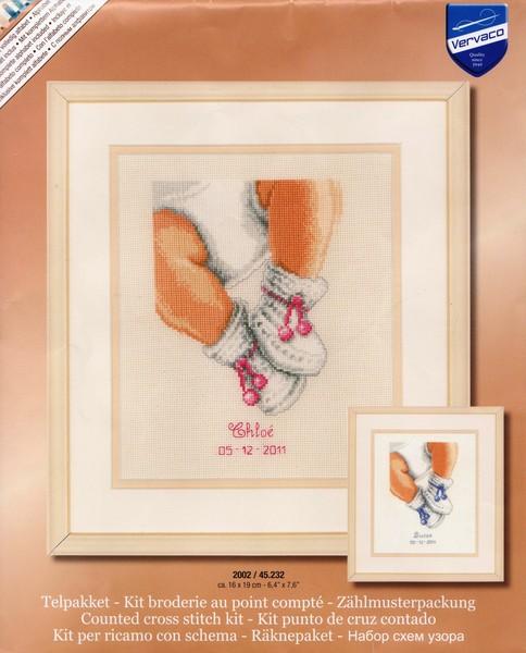 Метрика ножки
