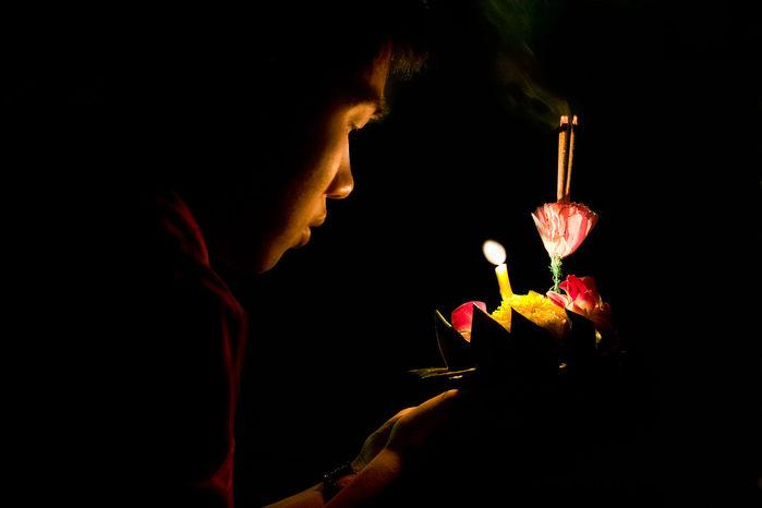 Фестиваль Лой Кратонг - праздник света в Таиланде