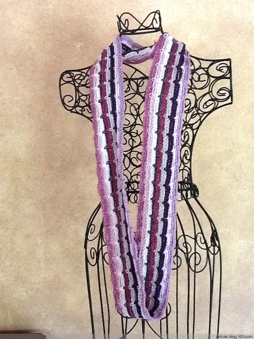 вязания шарфов снудов